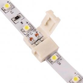 ZŁĄCZKA DO TAŚM LED O SZEROKOŚCI 8 mm
