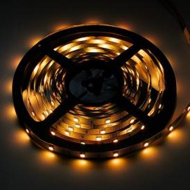 Taśma RGB 150 LED SMD bez żelu, IP20, rolka 5 m, 37,5W