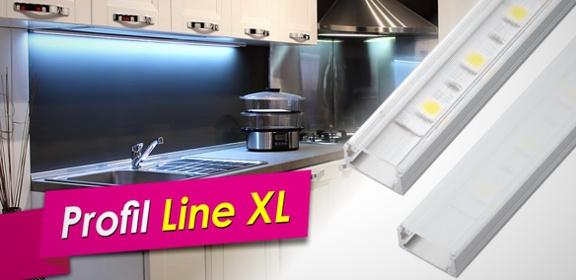 Profil Line XL - Duży może więcej!