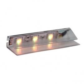 KLIPS LED PVC RGB, ZESTAW 4PKT
