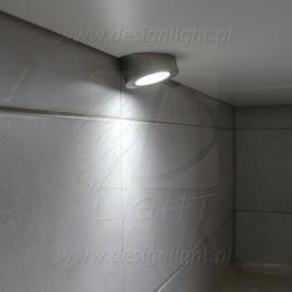 OVAL SKOS  2W, OPRAWA podszafkowa        LED