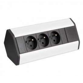 CORNER BOX - przedłużacz meblowy idealny do kuchni i biura  230V