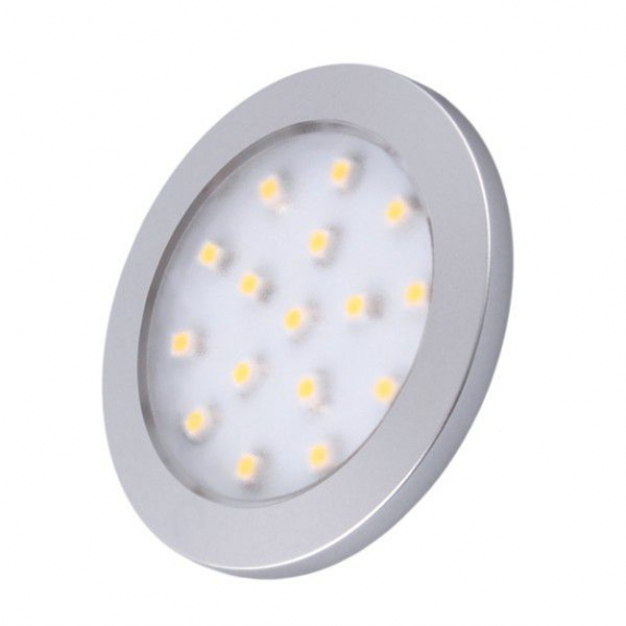 ORBIT  1,5W, OPRAWA PODSZAFKOWA LED