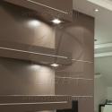 OPRAWA LED SQUARE, ZESTAW 2 PKT- podświetlenie akcentowe wnęk, mebli