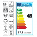 ZESTAW TAŚMA RGB 150 LED IP45