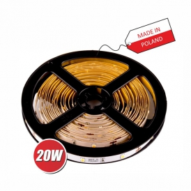 TAŚMA PREMIUM  150 LED IP20 , 20 W Made in Polannd