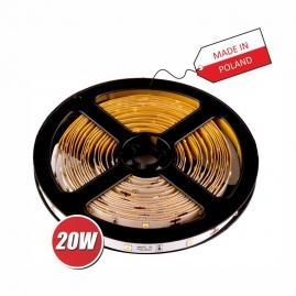 TAŚMA PREMIUM  150 LED IP20 , 20 W Made in Polannd