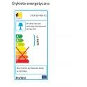 STEP LED - Etykieta Energetyczna