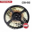 TAŚMA PREMIUM 300 LED typ 2835 - IP20, 30W-CRI 90
