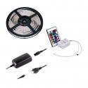 ZESTAW TAŚMA RGB 150 LED IP45- gotowy zestaw - szybki montaż