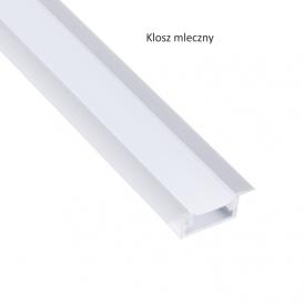 Profil aluminiowy  INLINE XL MINI 2 m-profil do wpustu