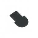 Zaślepka do profilu INLINE MINI XL czarna