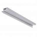 Profil aluminiowy LED wieńcowy SKYLINE 2m mleczny klosz