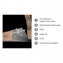 Profil aluminiowy LED wieńcowy SKYLINE-montaż