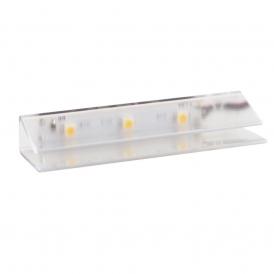 KLIPS LED PVC- NAKŁADKA LED NA SZYBĘ