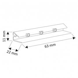 KLIPS LED PVC- podswietlenie led półek