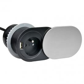 SLIDEBOX USB- gniazdo meblowe