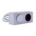 MINIBOX  IP44 - Gniazdo z wyłącznikiem 230V