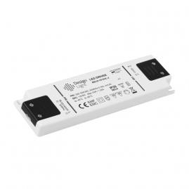 PŁASKI ZASILACZ Flat do LED 15W- bez okablowania, zasilacz LED
