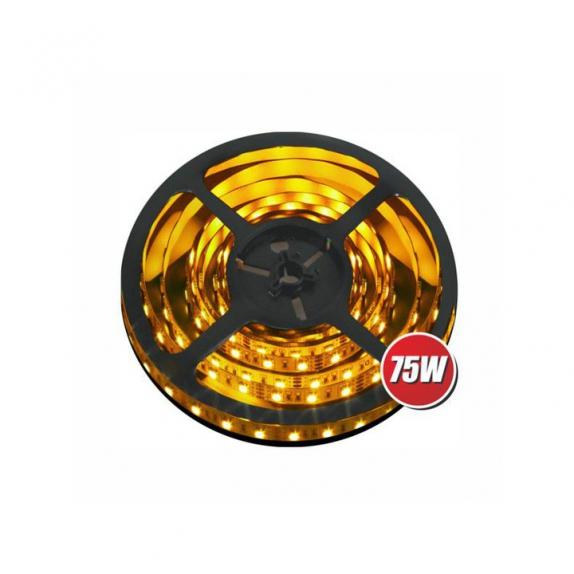 TAŚMA RGB 300 LED W ŻELU IP45 / 75W