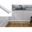 Profil aluminiowy LED cokołowy FLOOR LINE 2 m