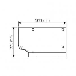 SOFA BOX- gniazdo elektryczne z USB