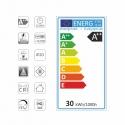 Taśma 300 LED IP20 , 30 W, wyprodukowana w Polsce, czarna taśma LED