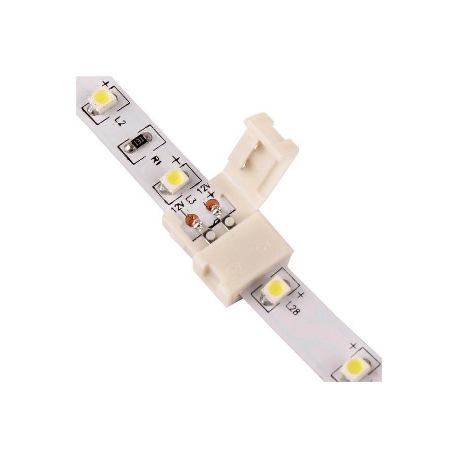 ZŁĄCZKA DO TAŚM LED O SZEROKOŚCI 10 mm