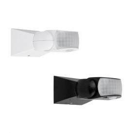 Czujnik ruchu PIR MODEL 1 naścienny, 2 sensory 180 i 360 stopni, IP65