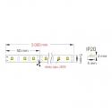 Taśma PREMIUM 5MM 300 LED typ 2835 IP20 30W