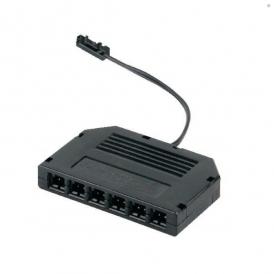 Rozdzielacz 6-PKT z 15cm przewodem zakończonym wtyczką mini konektor