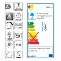 MASTER LED 4W- listwa Led- etykieta energetyczna