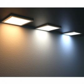 FOTON 3W oprawa LED podszafkowa 3 barwy światła