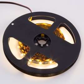 Taśma PREMIUM 60 LED/m czarne PCB typ 2835 IP20 10W/m polska produkcja biała ciepła
