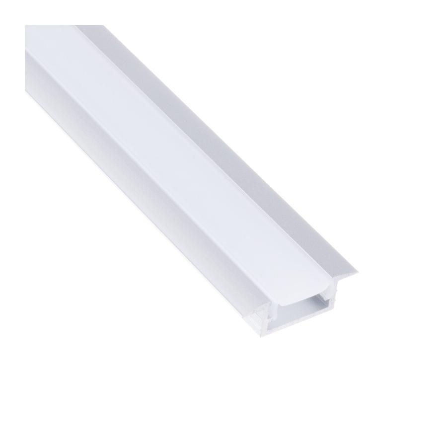 Profil aluminiowy do wpustu INLINE MINI XL 2m