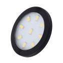 ORBIT XL 3W, podszafkowa oprawa LED - kolor czarny
