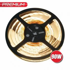 TAŚMA PREMIUM 1200 LED typ 3014 - IP20, 90W  - barwa  biała ciepła