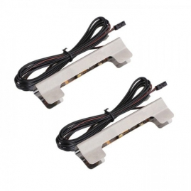KLIPS LED METALOWY- ZESTAW 2 PKT.klips metalowy