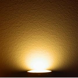 Żarówka  LED 5W  barwa światła ciepła 380lm,