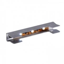 KLIPS LED METALOWY, ZESTAW 2 PKT.- oświetlenie Led półek szklanych