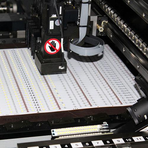 Produkcja taśmy LED