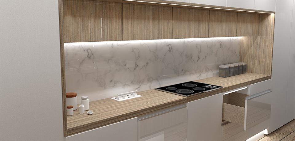 Kuchnia z produktami od Design Light