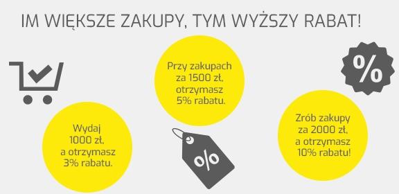 Rabaty w sklepie www.designlight.pl